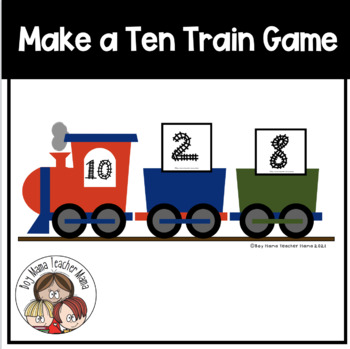 Making a Ten Train Game