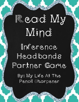 Making an Inference Game - Common Core Aligned Inferencing