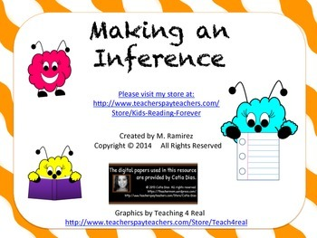 Making an Inference SAMPLE
