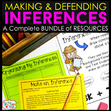 Inference Activities Bundle for Making Inferences