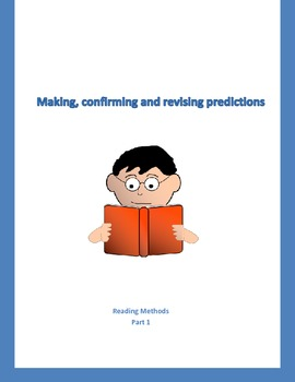 Making, confirming and revising predictions