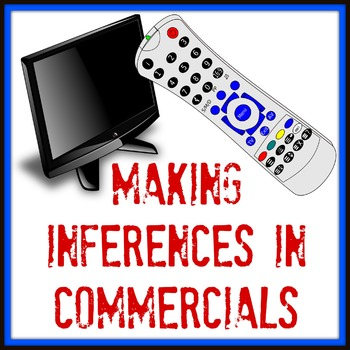 Making inferences with commercials prezi and handout
