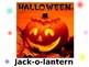 Making jack-o-lantern