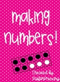 Making numbers!