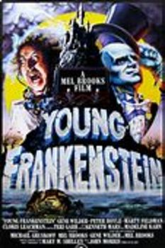 Making of Young Frankenstein Movie 25 Matching Question Quiz