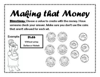 Making that Money