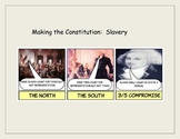 Making the Constitution: Slavery and the 3/5 Compromise