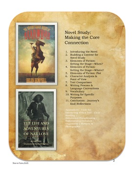 Making the Core Connection:  Adventurous Deeds of Deadwood Jones and Nat Love