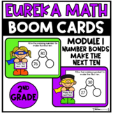 Making the Next Ten Within 100 Number Bonds BOOM™ Digital Task Cards