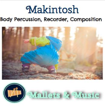 Makintosh: An English Chant to Accompany Rain Rain