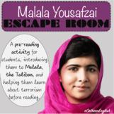 Malala Escape Room