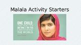 Malala Reader's Response (Spanish & English)