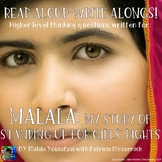 Malala: The Story of Standing Up for Girls' Rights Read Al