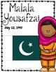 Malala Yousafzai Research Report Bundle