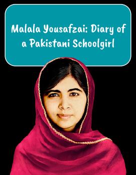 Malala Yousafzai Diary of a Pakistani Schoolgirl
