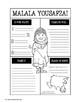 Malala Yousafzai Biography Interactive Notebook Activities