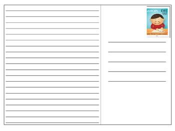 Malala Yousafzai Postcard Templates