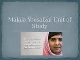 Malala Yousafzai Unit of Study