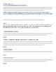 Malala Yousafzai WebQuest Worksheet