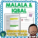 Malala a Brave Girl From Pakistan / Iqbal a Brave Boy From Pakistan Lesson Plan