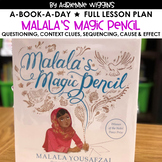 Malala's Magic Pencil Book Companion