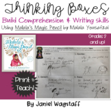 Malala's Magic Pencil: Thinking Boxes for Comprehension an