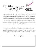 Malala's Magic Pencil - Writing Assignment