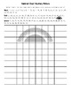 Malawi Flag Hundred Chart Mystery Picture with Number Cards