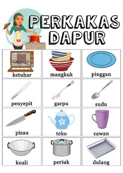 Malay Worksheets & Teaching Resources | Teachers Pay Teachers