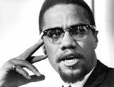 Malcolm X  - Text and Exercise Sheets