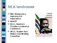 Malcolm X and MLK Power Point
