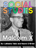 Malcolm X for Primary Students