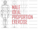 Male ideal proportion exercises