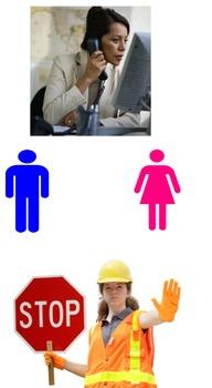 Male versus Female Task Cards