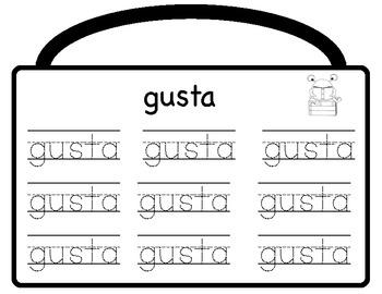 Maletín de palabras en Español