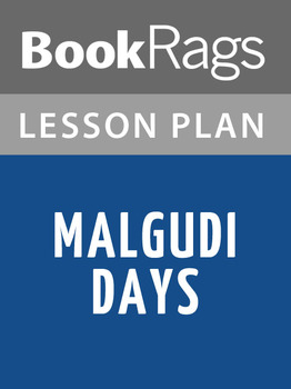 Malgudi Days Lesson Plans
