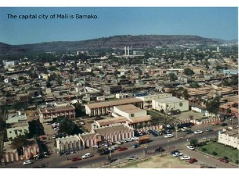 Mali - Country Presentation