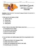 Mali Quiz #2