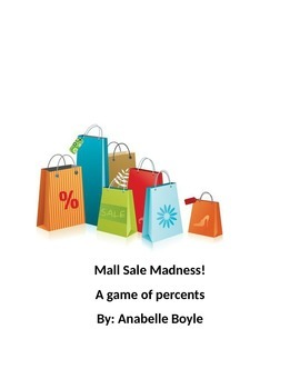 Mall Madness Percents Game