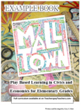 Mall Town - Introduction Book