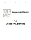 Mall Town: Part 2 - Currency & Banking