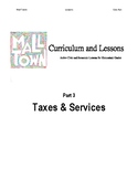 Mall Town: Part 3 - Taxes & Services