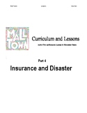 Mall Town: Part 4 - Insurance & Disaster