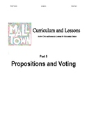 Mall Town: Part 5 - Propositions and Voting