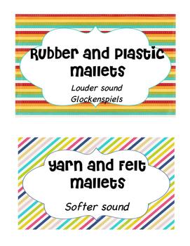 Mallet Organization Labels
