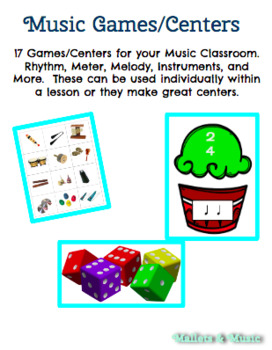 Mallets and Music Game Bundle