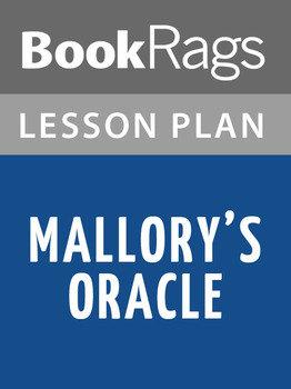 Mallory's Oracle Lesson Plans