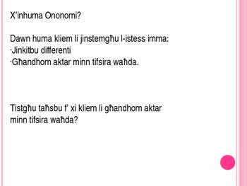 Maltese- Omofomi