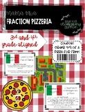 Mama Mia Fraction Pizzeria
