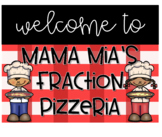 Mama Mia's Fraction Pizzeria - A Fraction Challenge!